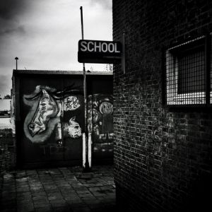 School, Antwerp