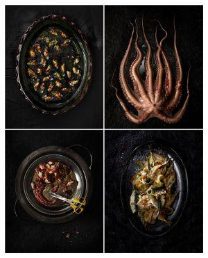 Uit het boek Mijn keuken van Galicië