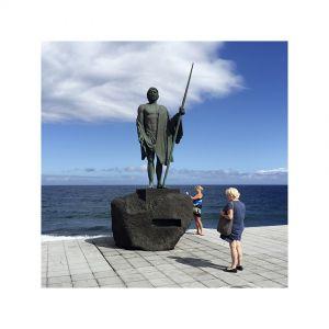 Statuesque #4, Tenerife