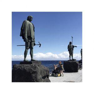 Statuesque #7, Tenerife