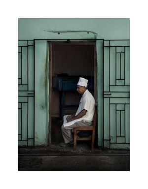 Chef, Havana Cuba